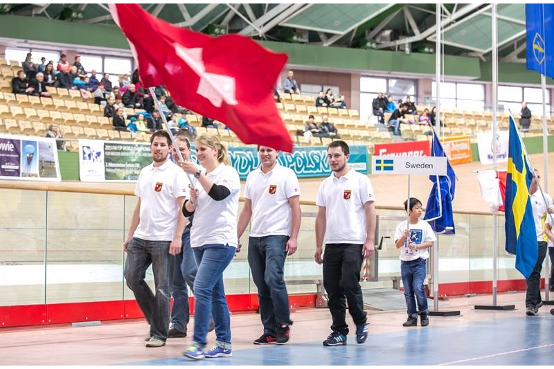 Bilder zur Indoor WM 2015 in Polen / Photos des CM Indoor 2015 en Pologne